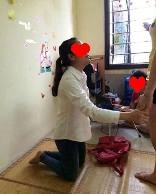 Cô gái ăn cắp bị bắt quả tang gây bức xúc - 1