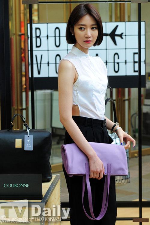 """Người đẹp Hàn khoe thân """"nửa vời"""" - 2"""