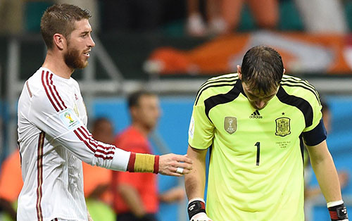 Ronaldo, Pepe, Casillas…& ác mộng của dàn sao Real - 2