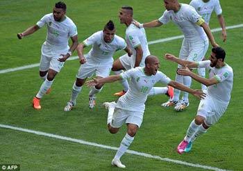 TRỰC TIẾP Bỉ - Algeria: Hết hy vọng (KT) - 6