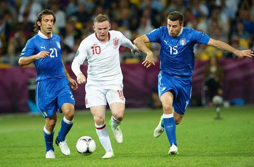 Rooney: Hoặc là số 10, hoặc là… số 0 - 1
