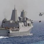 Tin tức trong ngày - Tàu đổ bộ Mỹ chở 550 lính đặc nhiệm áp sát Iraq