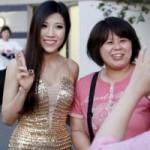 Ngôi sao điện ảnh - Trang Pháp khiến fan Nhật phấn khích