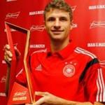 Bóng đá - SỐC: Muller ghi bàn nhiều gấp đôi CR7, Messi và Rooney cộng lại