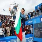 Thể thao - Dimitrov muốn thoát khỏi cái bóng của Federer