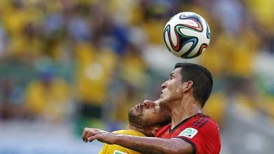 TRỰC TIẾP Brazil - Mexico: Thi nhau bắn phá (KT) - 4
