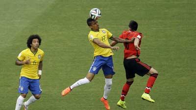 TRỰC TIẾP Brazil - Mexico: Thi nhau bắn phá (KT) - 5