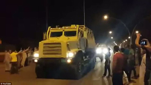 Iraq: Phiến quân tiến tới Baghdad, hành quyết tràn lan - 1