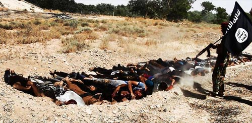 Iraq: Phiến quân tiến tới Baghdad, hành quyết tràn lan - 2