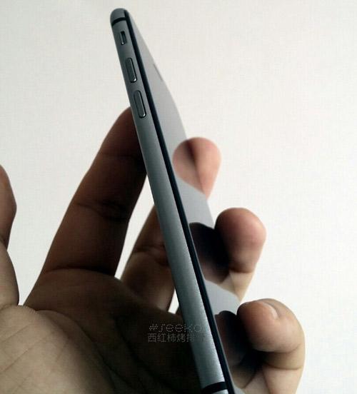 iPhone 6 cực đẹp đọ dáng bên HTC One M8 - 2