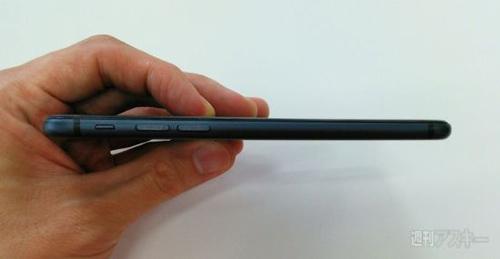 iPhone 6 cực đẹp đọ dáng bên HTC One M8 - 4
