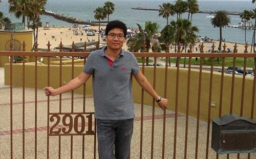 Chàng trai Việt được Facebook và Goolge tuyển dụng - 2