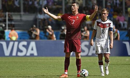 Bồ Đào Nha và sự ích kỷ mang tên Ronaldo - 1