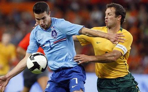 Hà Lan – Australia: Thừa thắng xông lên - 1