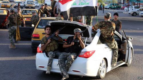"""Thủ đô Iraq đang như """"cá nằm trên thớt"""" - 3"""