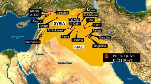 """Thủ đô Iraq đang như """"cá nằm trên thớt"""" - 2"""