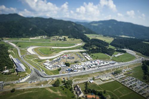 Red Bull Ring & chặng đua nước Áo - 1