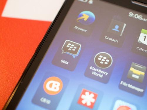 Ra mắt BlackBerry Z3 giá 4,59 triệu đồng - 3