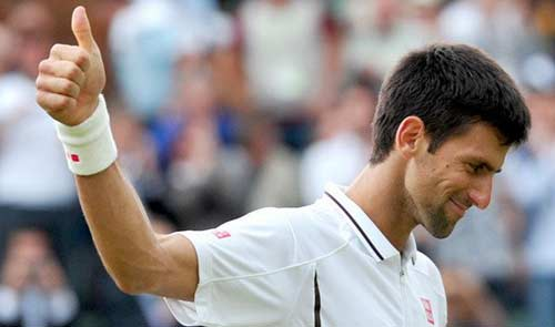 Hạt giống Wimbledon: Djokovic số 1, Nadal số 2 - 1