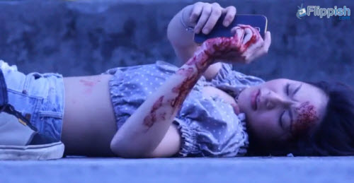 Phim ngắn: Tai họa của chụp ảnh 'tự sướng' - 8