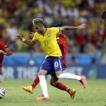 Bóng đá - Công nghệ Goal-line từ chối cú đánh đầu của Neymar