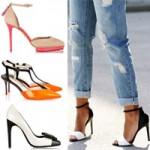 """Thời trang - Làm đỏm cho đôi chân theo mốt """"hot"""" nhất hè"""