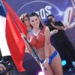 Bóng đá - Fan ngực trần cổ vũ Chile hạ gục ''bò tót''