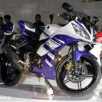 Ô tô - Xe máy - Cận cảnh xe côn tay Yamaha R15 2.0 thể thao mới