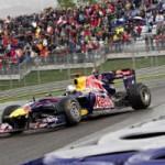 Thể thao - Red Bull Ring & chặng đua nước Áo