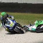 Thể thao - Hãi hùng với những pha tai nạn Moto GP