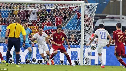 Tây Ban Nha bị loại, Del Bosque tính từ chức - 1