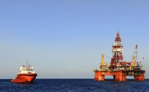 Trung Quốc đưa giàn khoan thứ 2 vào Biển Đông - 1