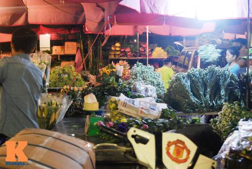 Lung linh sắc hoa chợ đêm Quảng Bá - 11