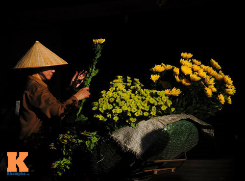 Lung linh sắc hoa chợ đêm Quảng Bá - 14