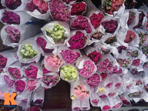 Lung linh sắc hoa chợ đêm Quảng Bá - 6