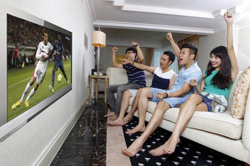 Dân công sở khốn đốn mùa World Cup - 1
