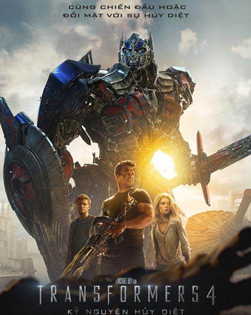 """Buổi ra mắt """"Transformers 4"""" được truyền hình trực tiếp - 1"""
