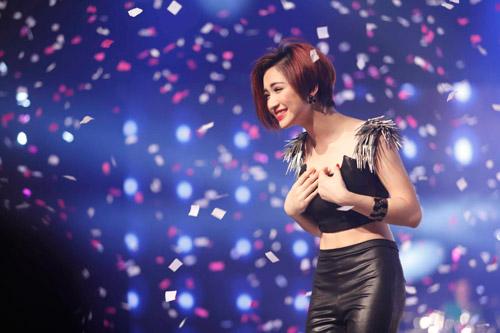 Hòa Minzy vượt mặt Hoàng Yến Chibi giành Quán quân - 9