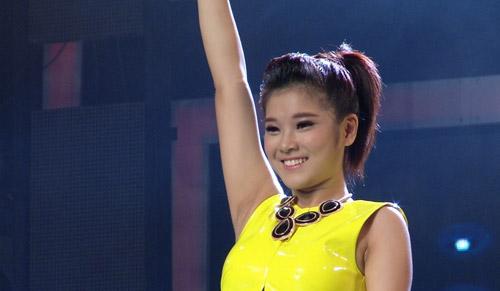 Hòa Minzy vượt mặt Hoàng Yến Chibi giành Quán quân - 4