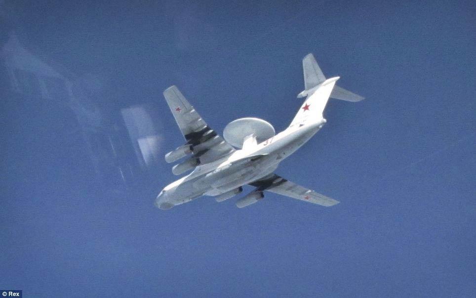 Cận cảnh chiến đấu cơ Anh chặn 7 máy bay Nga - 5
