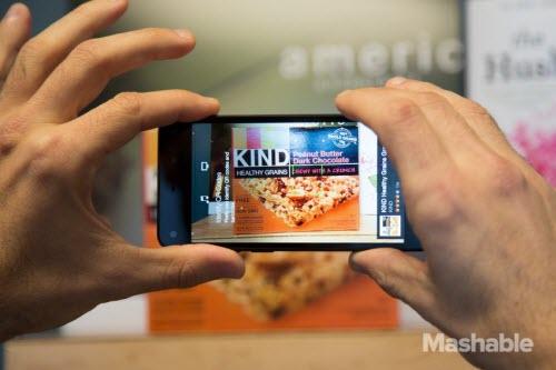 Trên tay smartphone 5 camera của Amazon - 13
