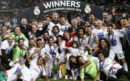 Real Madrid phá kỷ lục về lương bổng? - 1