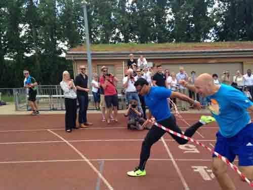 HLV của Dimitrov muốn chạy như ...Usain Bolt - 1
