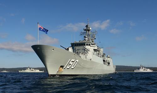 Tướng Mỹ giục Úc đưa tàu chiến tuần tra Biển Đông - 2