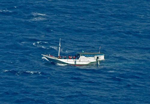 Malaysia: Liên tiếp đắm tàu, 35 người mất tích - 1