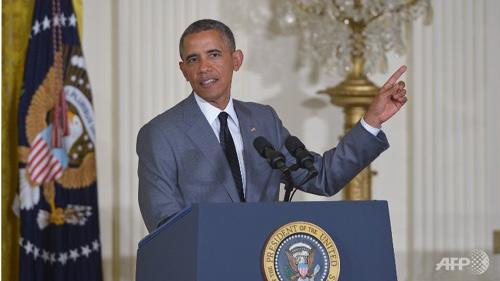 Obama có thể không kích Iraq mà không qua Quốc hội - 1