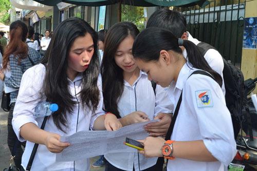 Hơn 17.000 thí sinh trượt tốt nghiệp THPT - 1