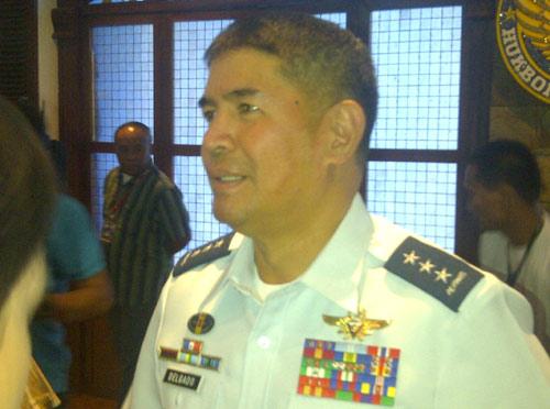 Philippines: Không quân sẵn sàng chiến đấu trên biển - 1