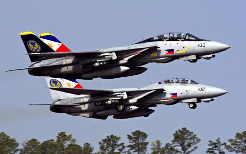 Philippines: Không quân sẵn sàng chiến đấu trên biển - 2