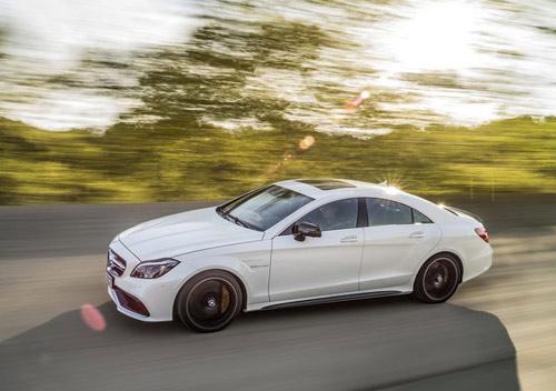 Mercedes-Benz CLS 2015 trình làng với đèn pha LED đa tia - 5